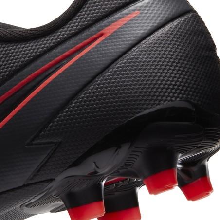Nike Mercurial Vapor XIII junior AcademyFG/MG noir rouge