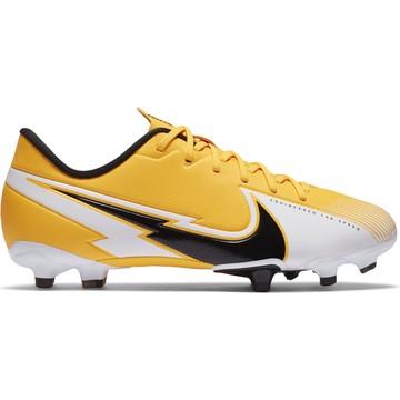 Nike Mercurial Vapor XIII junior Academy FG/MG jaune