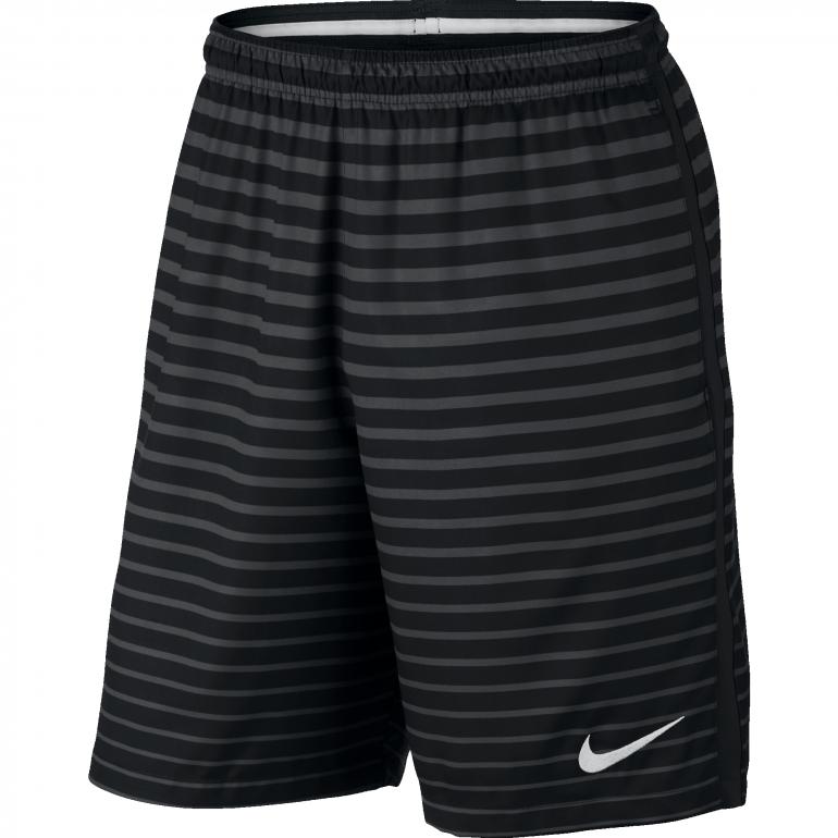 Short noir rayé Nike