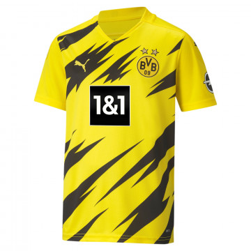 Maillot junior Dortmund domicile 2020/21