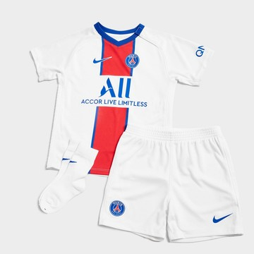 Tenue bébé PSG extérieur 2020/21