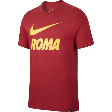 T-shirt AS Roma rouge 2020/21