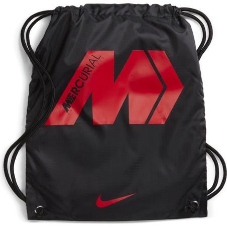 Nike Mercurial Superfly VII Elite FG noir rouge