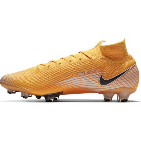 Nike Mercurial Superfly VII Elite FG jaune