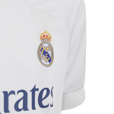 Maillot junior Real Madrid domicile 2020/21