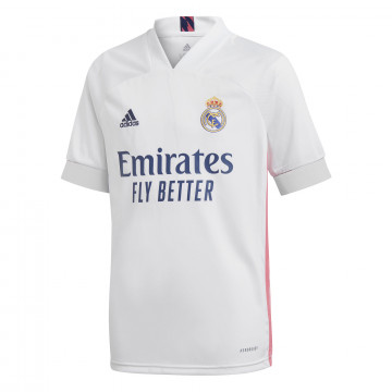 Maillot junior Real Madrid domicile 2020/21