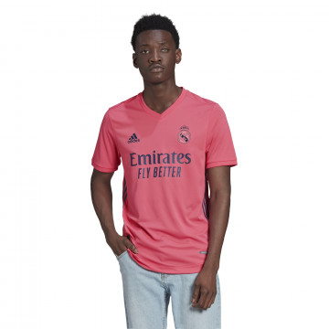 Maillot Real Madrid extérieur Authentique 2020/21