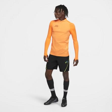 Short entraînement Nike Mercurial noir vert