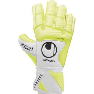 Gants Gardien Uhlsport Pure Alliance Supersoft jaune