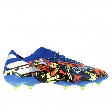 adidas Nemeziz Messi 19.1 FG bleu