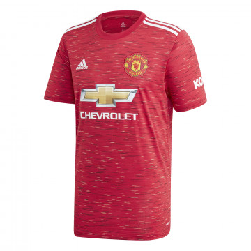 Maillot Manchester United domicile 2020/21