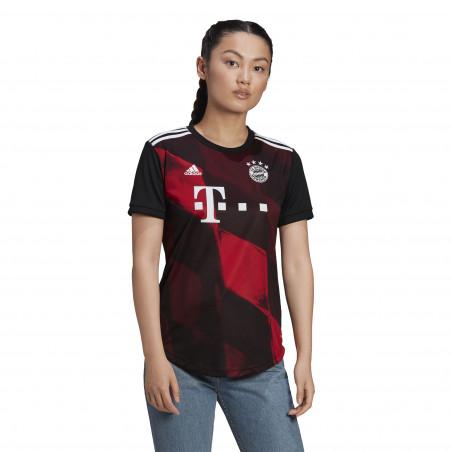 Maillot Femme Bayern Munich third 2020/21