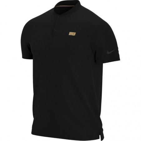 Polo FC Barcelone noir or 2020/21