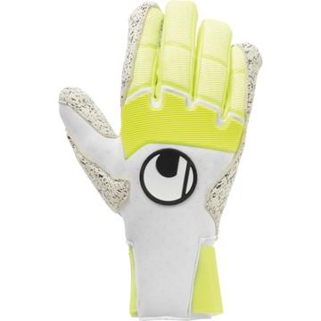 Gants gardien Uhlsport Pure Alliance Supergrip blanc jaune