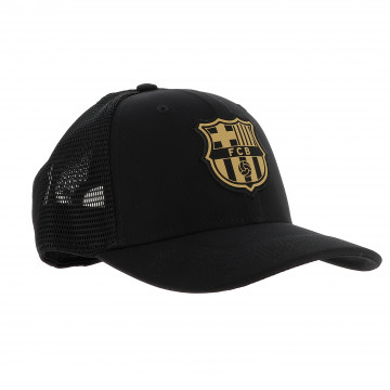 Casquette FC Barcelone AROBILL C99 noir or 2020/21