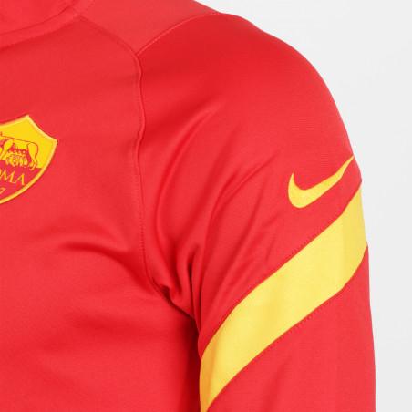 Ensemble survêtement junior AS Roma rouge 2020/21