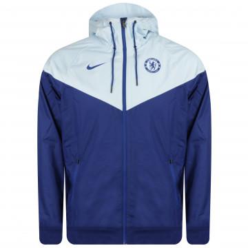 Coupe vent Chelsea bleu 2020/21