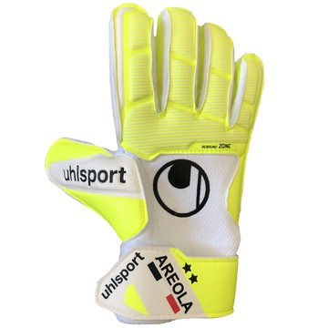 Gants Gardien junior Uhlsport Pure Alliance Areola jaune