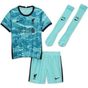 Tenue enfant Liverpool extérieur 2020/21