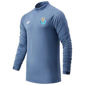 Sweat zippé FC Porto bleu ciel 2020/21