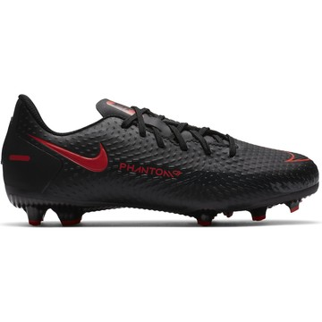 Nike Phantom GT junior Academy basse FG/MG noir rouge