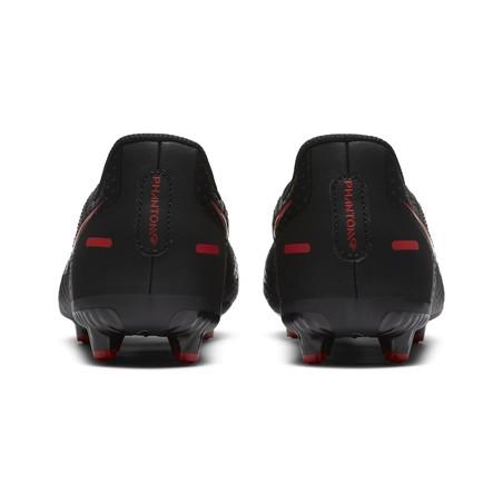 Nike Phantom GT junior Academy basse FG/MG noir rouge