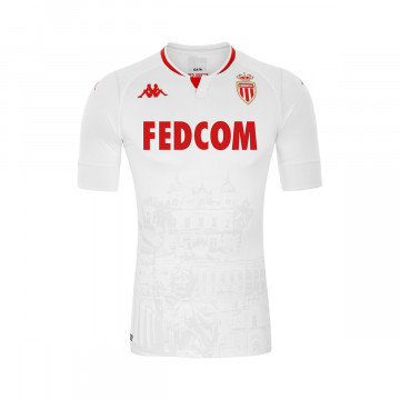 Maillot AS Monaco third 2020/21