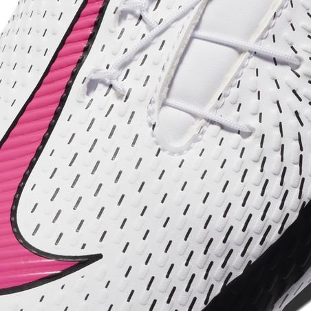 Nike Phantom GT Academy Flyease FG/MG blanc rose