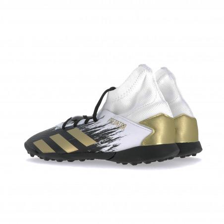adidas Predator junior 20.3 Turf blanc or