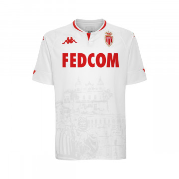 Maillot junior AS Monaco third 2020/21