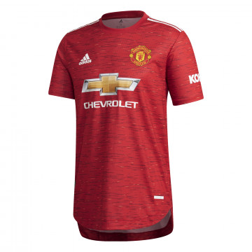 Maillot Manchester United domicile Authentique 2020/21