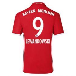 Maillot Lewandowski Bayern Munich 2016 - 2017