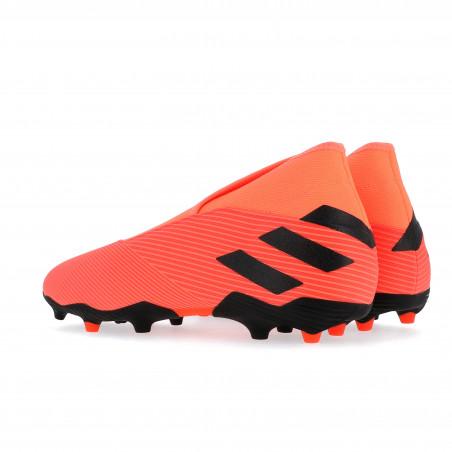 adidas Nemeziz 19.3 LaceLess FG orange