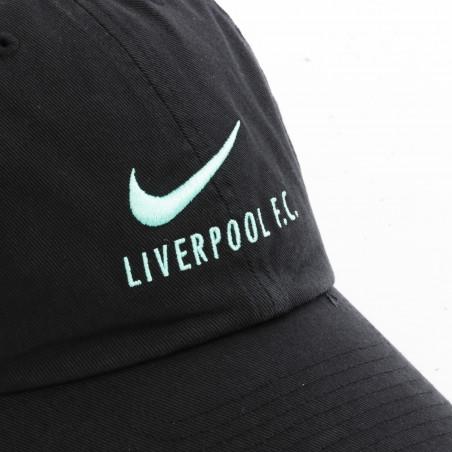 Casquette Liverpool Heritage86 noir bleu 2020/21