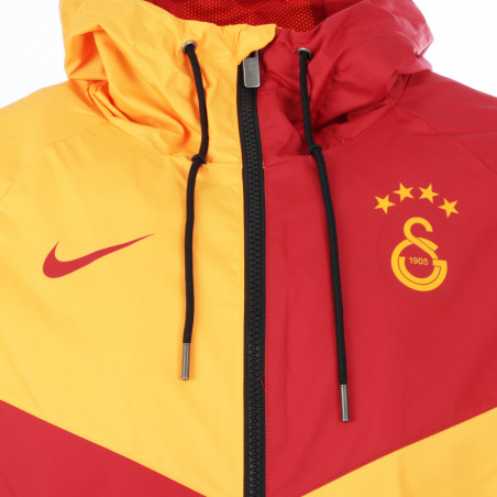 Coupe vent Galatasaray rouge orange 2020/21