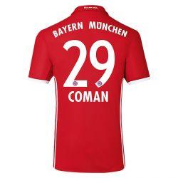 Maillot Coman Bayern Munich 2016 - 2017