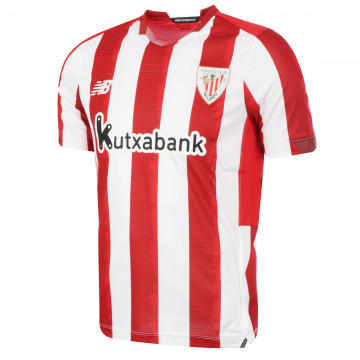 Maillot Athletic Bilbao domicile 2020/21