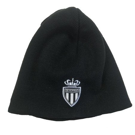 Bonnet AS Monaco noir 2020/21