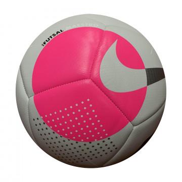 Ballon Nike Futsal MAESTRO blanc rose