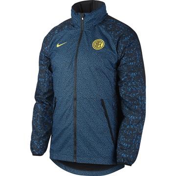 Veste imperméable Inter Milan bleu 2020/21