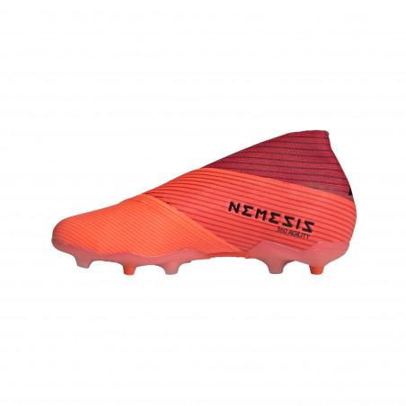 adidas Nemeziz 19+ junior FG orange