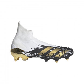 adidas Predator 20+ SG blanc or