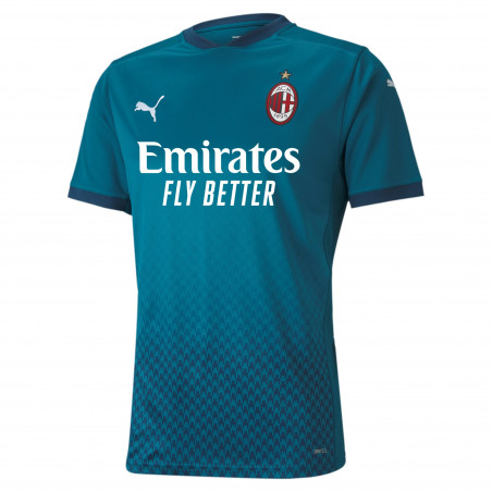 Maillot Milan AC third 2020/21