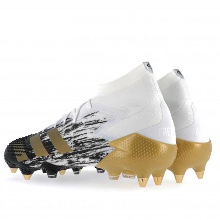 adidas Predator Mutator 20.1 SG blanc or