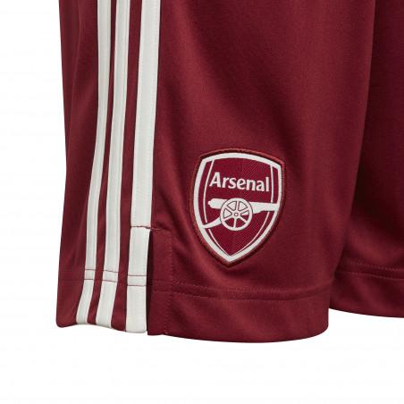 Short junior Arsenal extérieur 2020/21