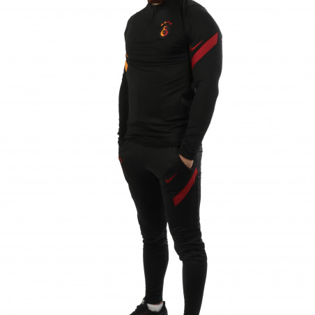 Sweat zippé Galatasaray noir 2020/21