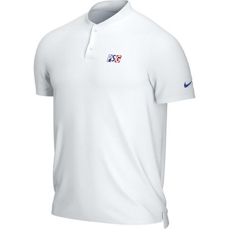 Polo PSG Authentique blanc 2020/21