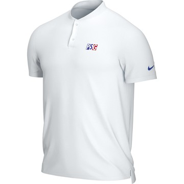 Polo PSG Authentique blanc 2020/21