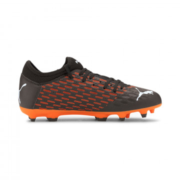 Puma Future 6.4 junior FG/AG noir orange
