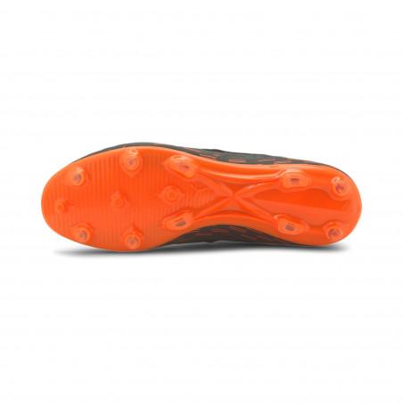Puma Future 6.3 NetFit FG noir orange